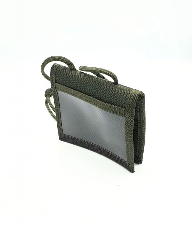Authorities Cordura ID card holder, Olive