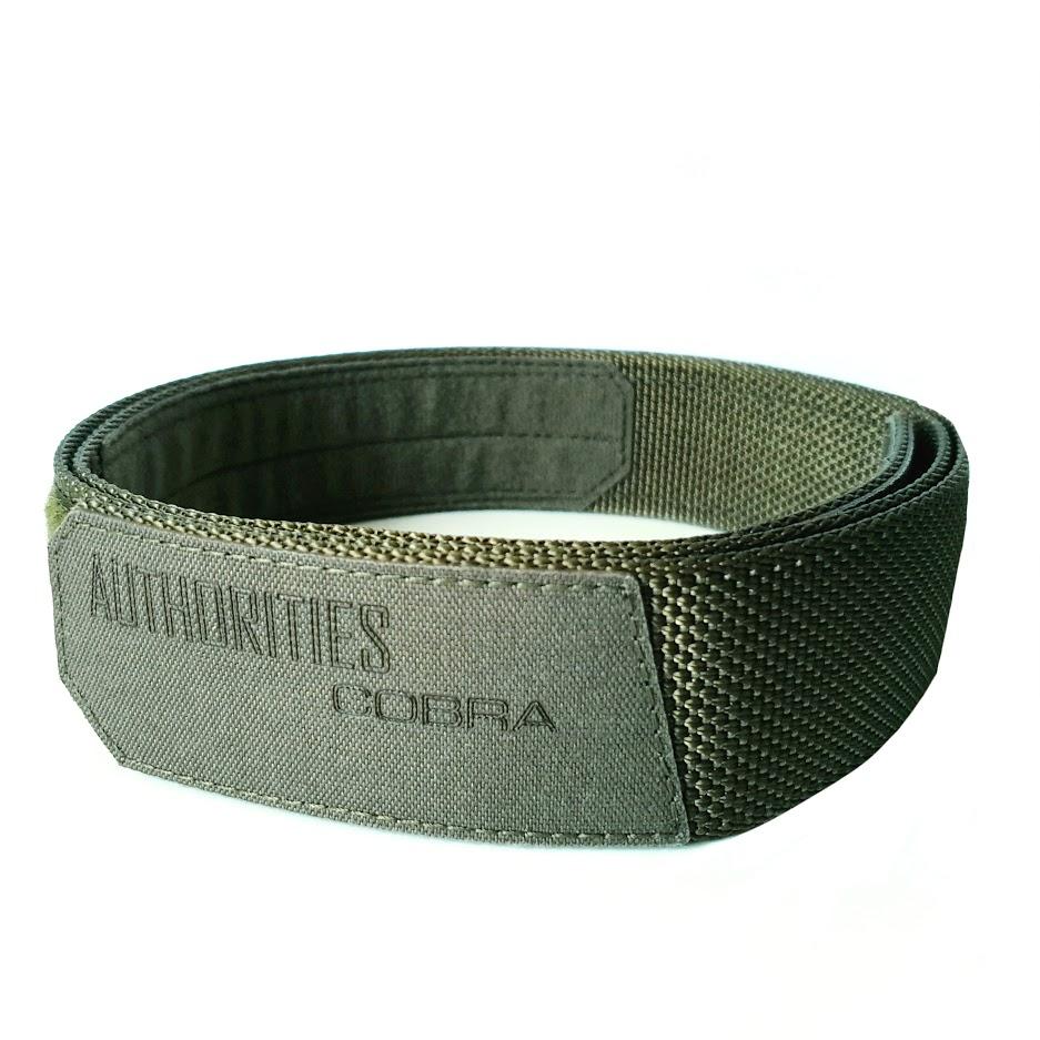 Authorities Cobra Belt Skin -Olive