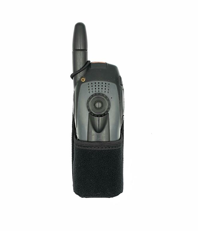 Authorities PRO radio holder Black