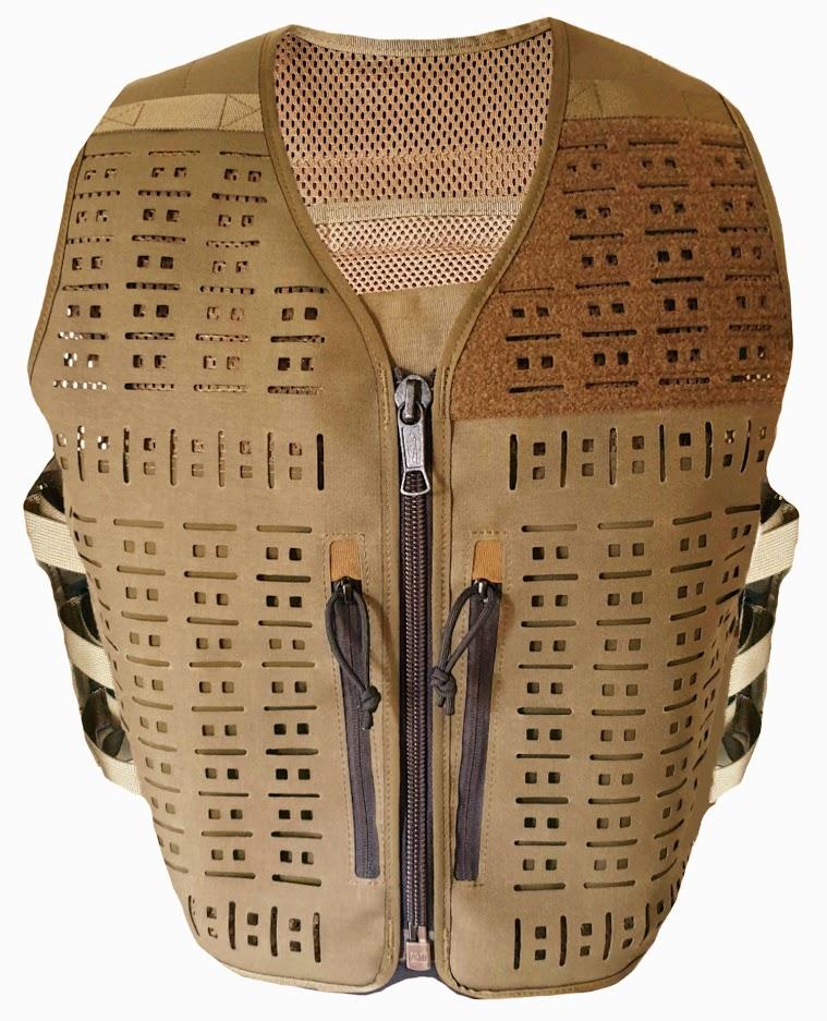 Authorities Tactical Vest COYOTE TAN - size UNIVERSAL