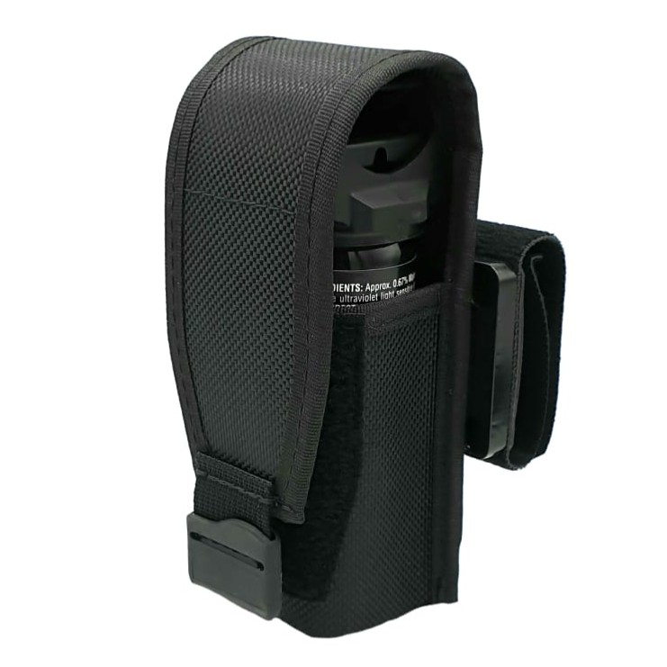 Authorities PRO OC-Spray Pouch MK-3/3.5 ROTATING Black
