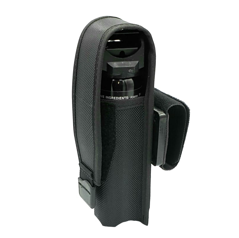 Authorities PRO OC Spray Pouch MK-4 ROTATING Black