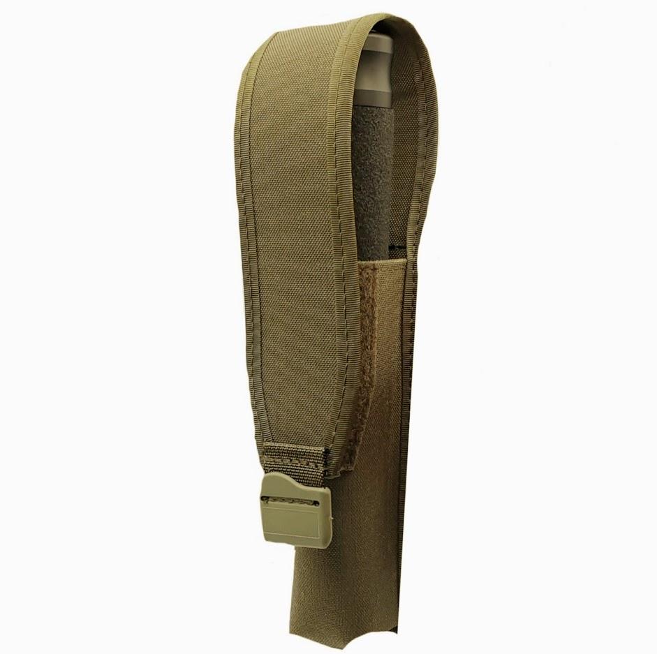 "Authorities PRO expandable baton holder 21"" Coyote Tan"