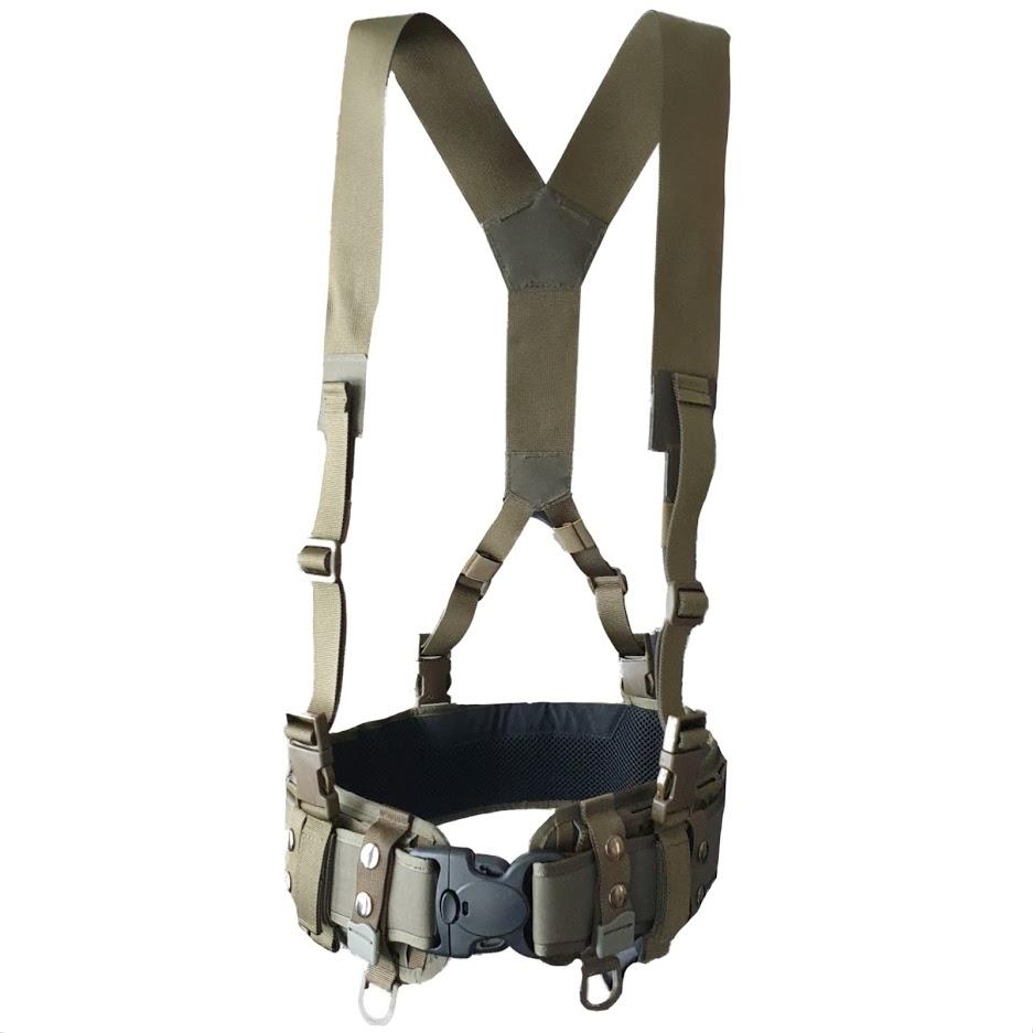 Authorities Suspenders, RANGER GREEN