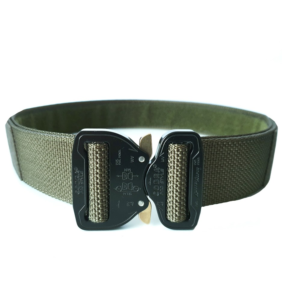 AUTHORITIES COBRA BELT OLIVE