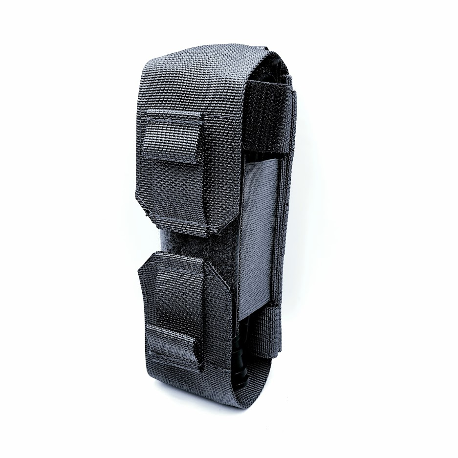 Authorities CAT HOLDER - BLACK -MOLLE AND BELT