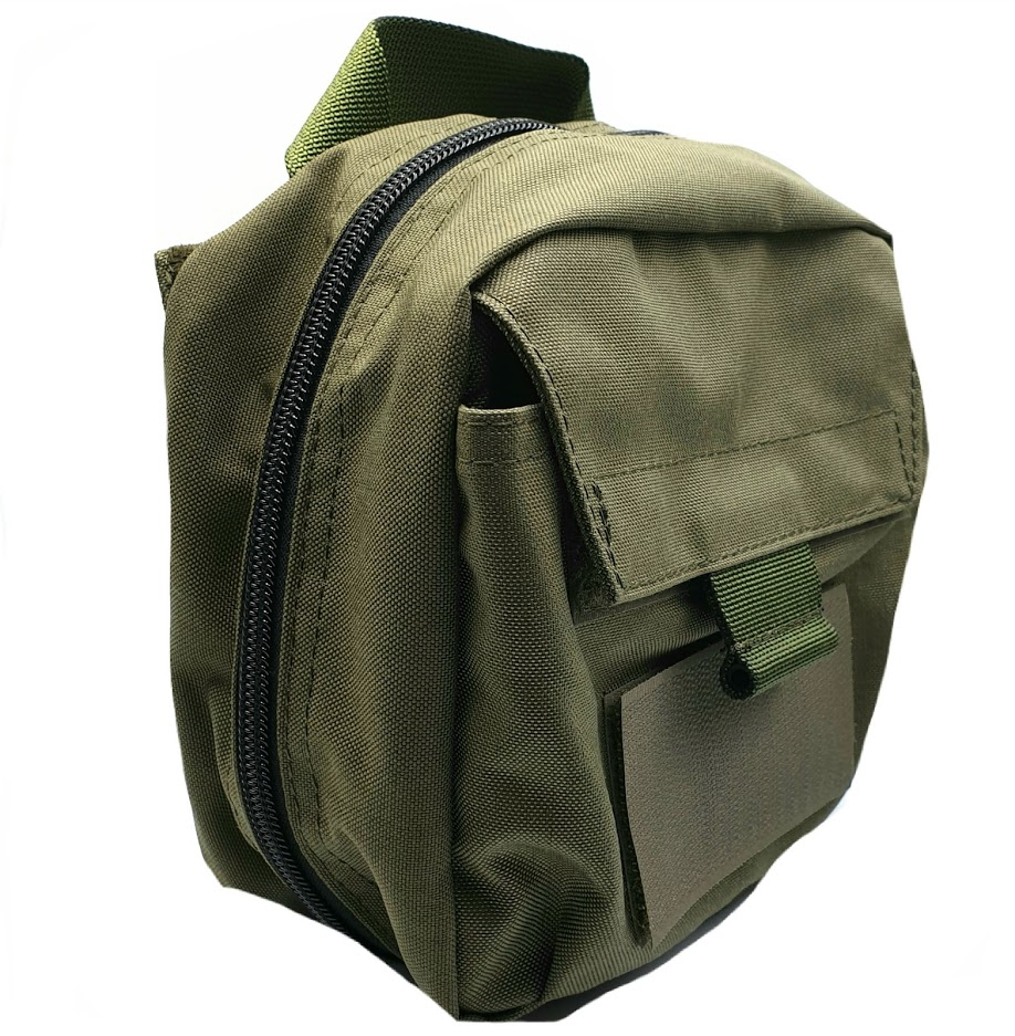 Authorities PRO IFAK Pouch - MOLLE PLATE, RANGER GREEN