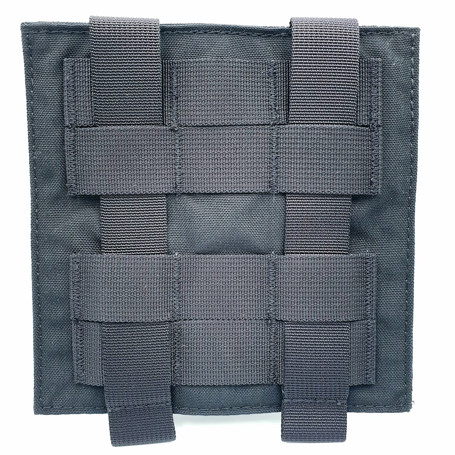 Authorities PRO VELCRO/ MOLLE PLATE-BLACK