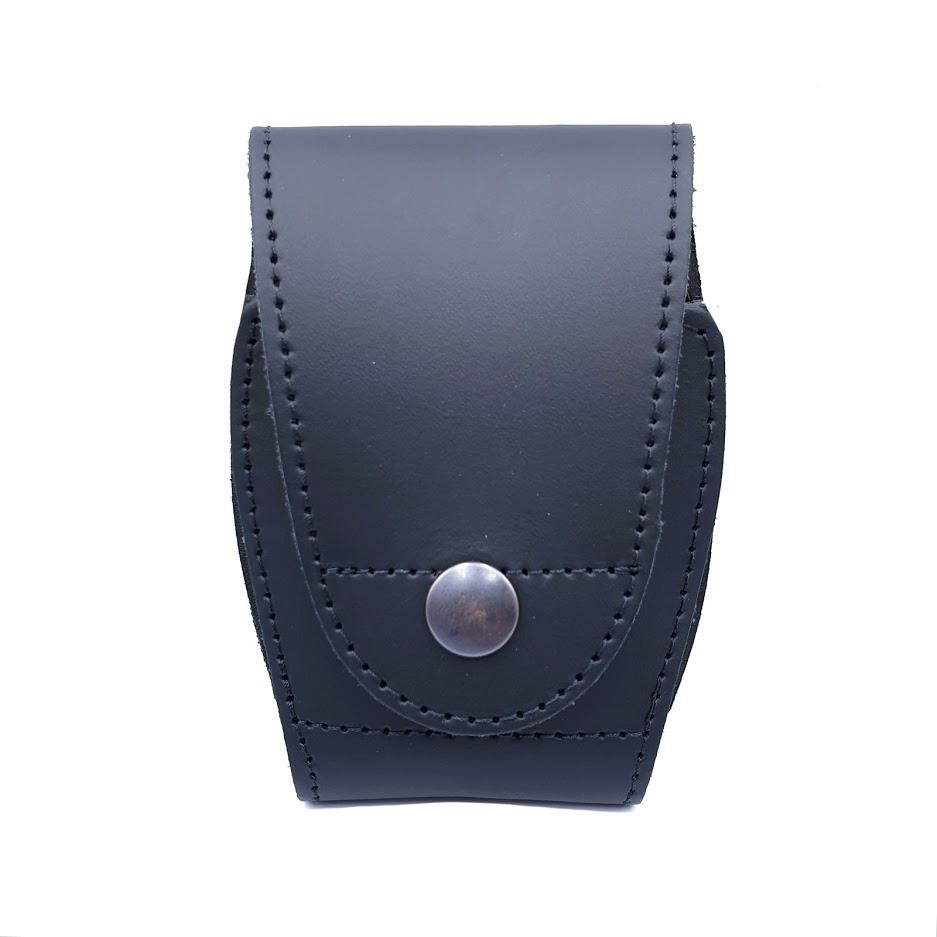 Authorities Handcuff Case Leather
