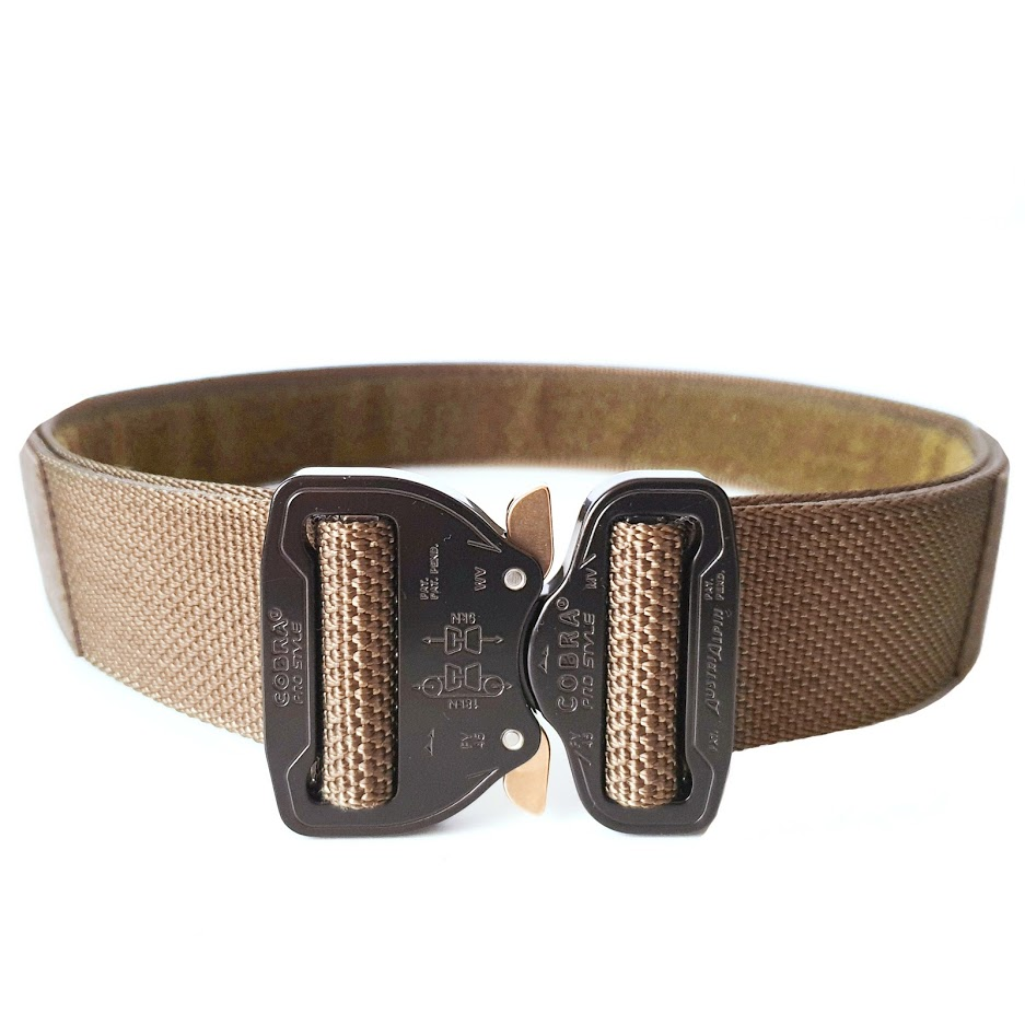 AUTHORITIES COBRA BELT COYOTE TAN