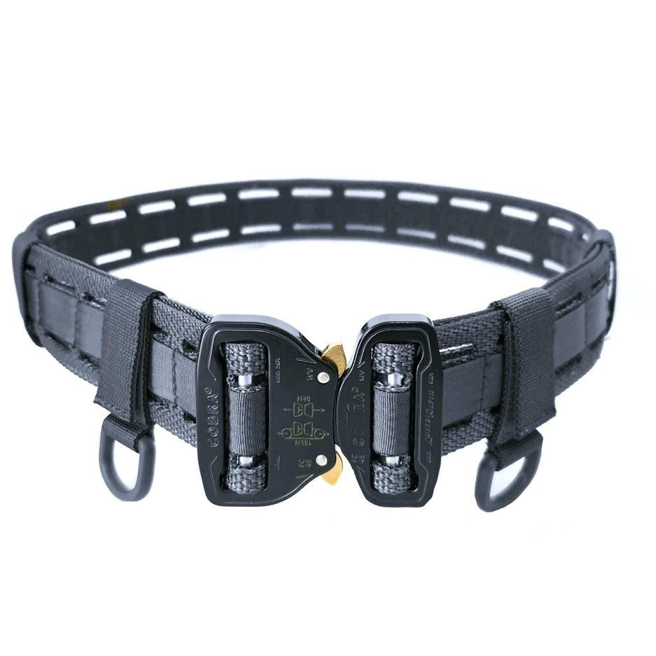 Authorities Cobra Equipment Belt 45mm BLACK