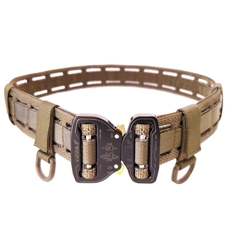 Authorities Cobra Equipment Belt 45mm COYOTE TAN