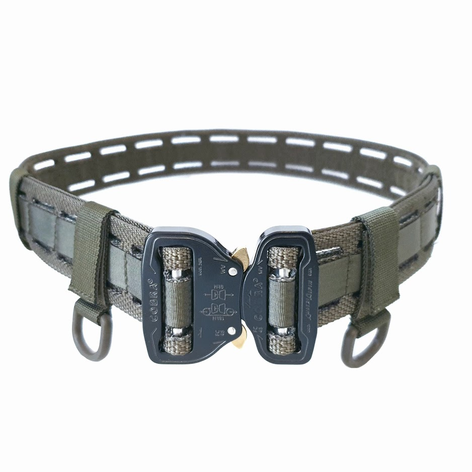Authorities Cobra Equipment Belt 45mm RANGER GREEN