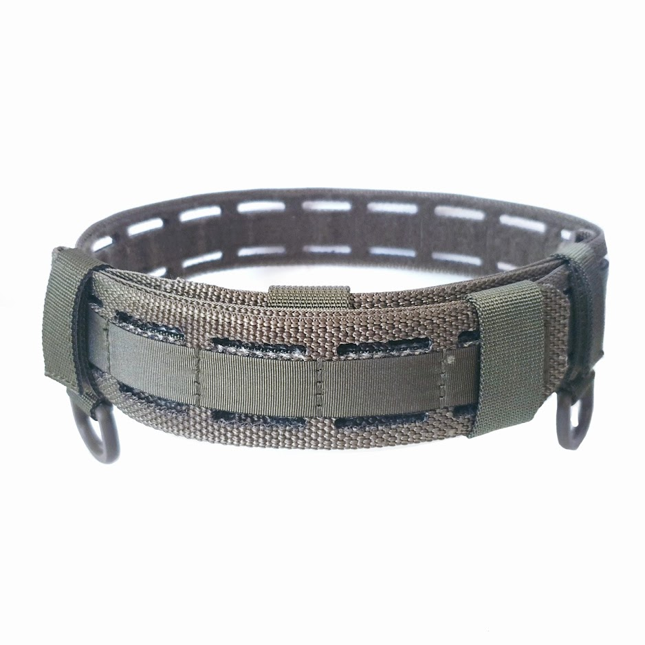 Authorities Cobra Equipment Belt Webbing RANGER GREEN